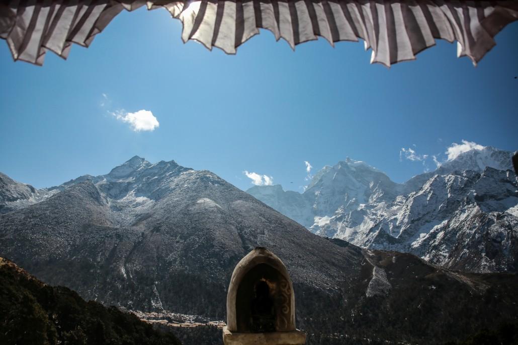 Trek du camp de base de l'Everest – suite et fin